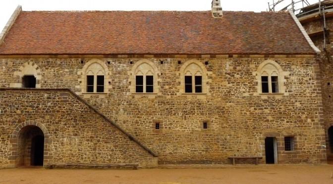 L'organisation des chaînages dans les murs en pierre
